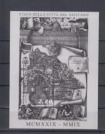 Vatican (AK) Michel Cat.No. Mnh/** Sheet 32 - Blocs & Feuillets