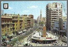 CP N°67 -ALEXANDRIA , Ramleh Square-la Place Ramleh - Alexandrie