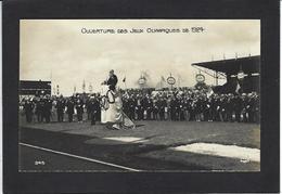 CPA Jeux Olympiques Paris 1924 Série AN 345 - Jeux Olympiques