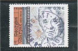 FRANCE 2016 GEORGES CHARPAK  OBLITERE A DATE YT 5034 - - France