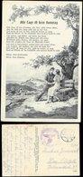 S7317 - DR Feldpost Postkarte Soldaten Liederkarte: Gebraucht Lüneburg - Leer Ostfriesland 1941 , Bedarfserhaltung. - Deutschland
