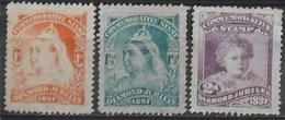 Great Britain 1897 Commemorative Stamps Jubilee - 1840-1901 (Victoria)