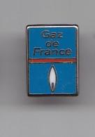 Pin's  Gaz De France Emblème La Flamme    Réf 6265 - EDF GDF