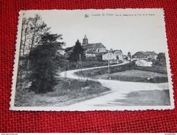 LOUETTE SAINT PIERRE  -  Vue Du Village Prise Du Pont De La Houille - Gedinne