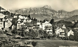 Herisau Mit Santiskette - AR Appenzell Rhodes-Extérieures
