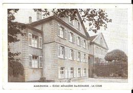 Marlenheim Ecole Ménagere St Richarde..la Cour - Francia