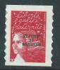 St Pierre Et Miquelon N° 791 XX Série Courante : Marianne Du 14 Juillet Sans Valeur Rouge Auto-adhésif Sans Charnière,TB - Neufs