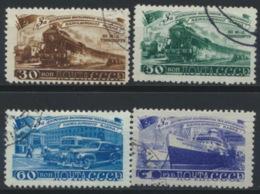 Sowjetunion 1252/55 O - 1923-1991 UdSSR