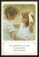 Ed. C. Y Z. Nº 8681- A Al D. Serie Completa De 4 Postales. Nuevas. - Parejas