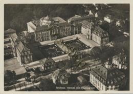 Bruchsal - Schloss Vom Flugzeug Aus [AA33-4.073 - Deutschland