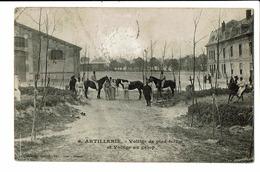 CPA - Cartes Postales -Belgique - Surice -Artillerie Voltige Au Galop 1906  S4624 - Philippeville