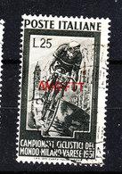 Trieste A  - 1951.  Campionati Mondiali Di Ciclismo. World Cycling Championships. - Ciclismo