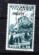 Trieste A  - 1954. Wiew Di Cortina D' Ampezzo. - Geografia