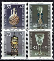 Germany - Mi-Nr 1295/1298 Postfrisch / MNH ** (B1746) - Vetri & Vetrate