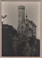 Lichtenstein Honau - S/w Schloß Lichtenstein Märchenschloß - Fotos