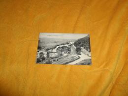CARTE POSTALE ANCIENNE CIRCULEE DE 1937. / CARLUX.- LA DORDOGNE A ROUFFILLAC. CACHETS + TIMBRES X3 - Altri Comuni