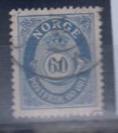 NORVEGE      1894    N°  57      COTE   17 € 00         ( Q 140 ) - Norvège
