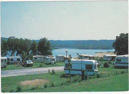 02 - Parc De L'Ailette - Chamouille (Aisne) - Le Terrain De Camping-caravaning - 1991 - Francia
