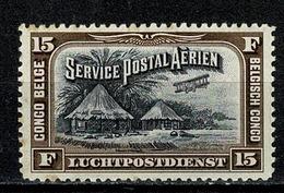 Belg. Congo/Congo Belge 1930 OBP/COB LP/PA 5* MH (2 Scans) Traces De Rouille / Roestvlekjes In Tanding - Congo Belge