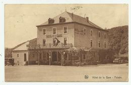 Falaën   *  Hotel De La Gare - Onhaye