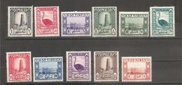 Somalia AFIS - Serie Completa Nuova MNH: Serie Pittorica - 1950 - Somalia (AFIS)