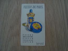 ETIQUETTE FLEURS DE PARIS - Etiquettes