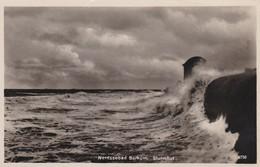 Nordseebad Borkum Sturmflut - Borkum