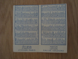 CALENDRIER ILKA PARIS 1957 - Calendriers