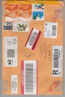 USA 2014-02-03 Torrance R-Brief Nach Au ZH CH - Etats-Unis