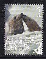 Nederland – 2 Januari 2019 – Beleef De Natuur – Zoogdieren – Grijze Zeehond (Halichoerus Grypus) – MNH - Period 2013-... (Willem-Alexander)