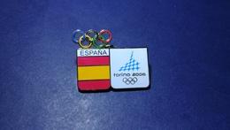 Pin Olimpiadi Torino 2006 -P666 - Giochi Olimpici