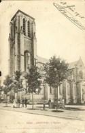 CPA - AUBE - ESSOYES, L'Eglise - Essoyes