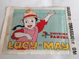 Lucy May Edizione Omaggiobustina Con Figurine Panini - Panini
