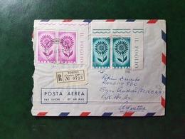 (13741) STORIA POSTALE ITALIA 1965 - 6. 1946-.. Repubblica