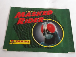 Masked Rider Saban S Bustina Con Figurine Panini - Panini