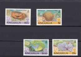 Anguilla Nº 722 Al 725 - Anguilla (1968-...)