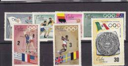 Cuba Nº 1248 Al 1254 - Nuevos