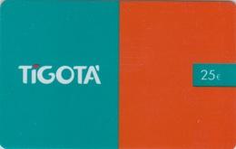 Gift Card Italy Tigotà Green Orange - Gift Cards