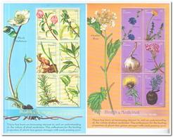 Gambia 2001, Postfris MNH, Plants - Gambia (1965-...)