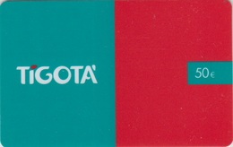Gift Card Italy Tigotà Green Red - Gift Cards