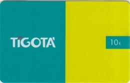 Gift Card Italy Tigotà Green Yellow - Gift Cards