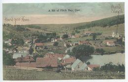 Canada 1908 Postcard Fitch Bay, Quebec - Quebec