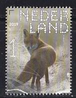 Nederland – 2 Januari 2019 – Beleef De Natuur – Zoogdieren – Vos (Vulpes Vulpes) – MNH - Period 2013-... (Willem-Alexander)