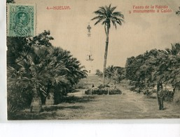 ESPAGNE / ESPANA - Huelva : Paseo De La Rabida Y Monumento A Colon - Huelva