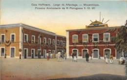 Mozambique - Topo / 05 - Casa Hoffmann - Largo Da Alfandega - Mozambique