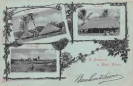 Mozambique - Topo / 11 - Belle Carte Souvenir - Mozambique