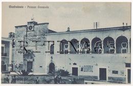 FG38 !!! MANFREDONIA PALAZZO COMUNALE F.P. !!! - Manfredonia