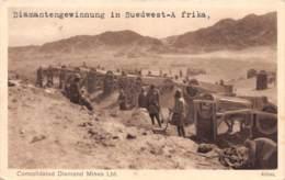 Namibie / 07 - Consolidated Diamond Mines Ltd - Belle Oblitération - Namibie