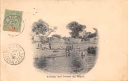 Niger - Topo / 03 - Village - Belle Oblitération - Niger