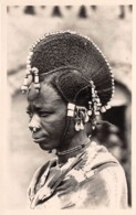 Niger - Ethnic / 02 - Coiffure De Femme Reule - Niger